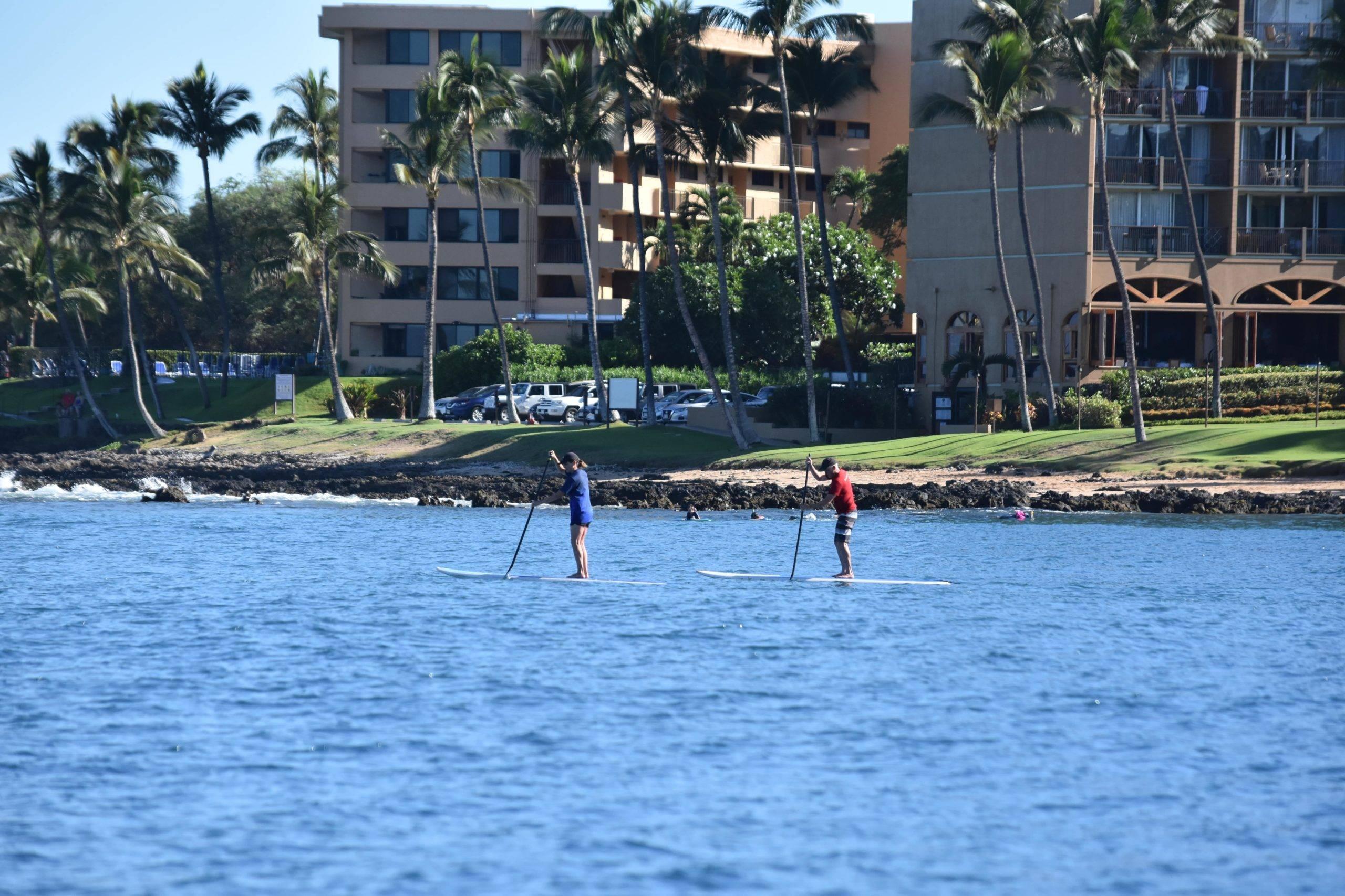 Stand Up Paddle Maui