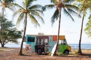 Threes Food Truck