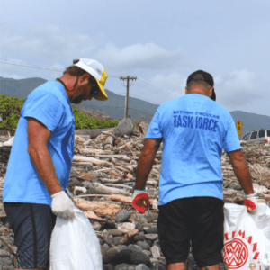 Aloha Outdoors Beach Clean Up